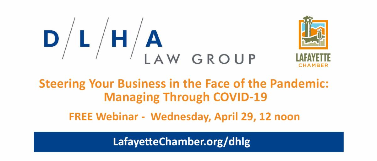 Steering Your Business in the Face of the Pandemic: Managing Through COVID 19
