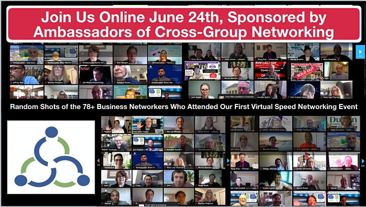 Cross Group Networking