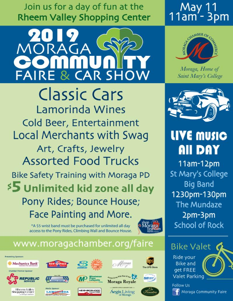 Moraga Community Faire