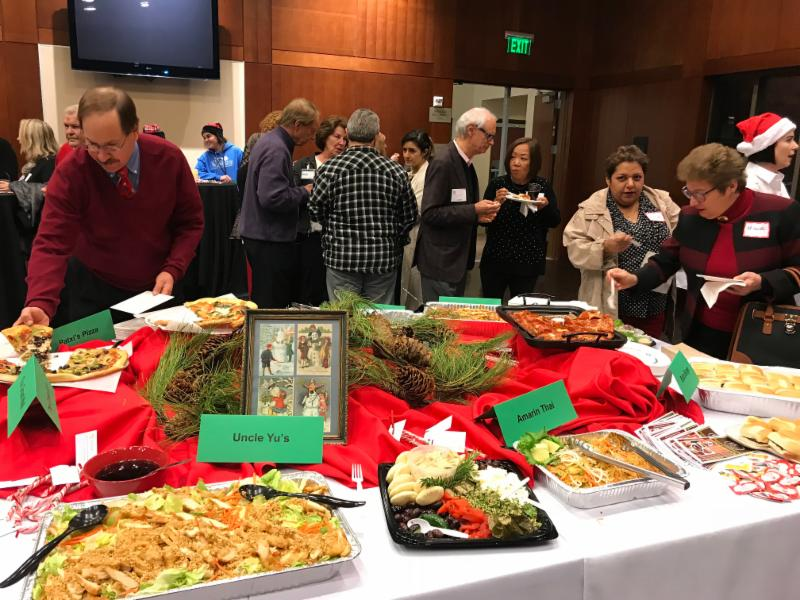 Holiday Mixer, December 12, 2018