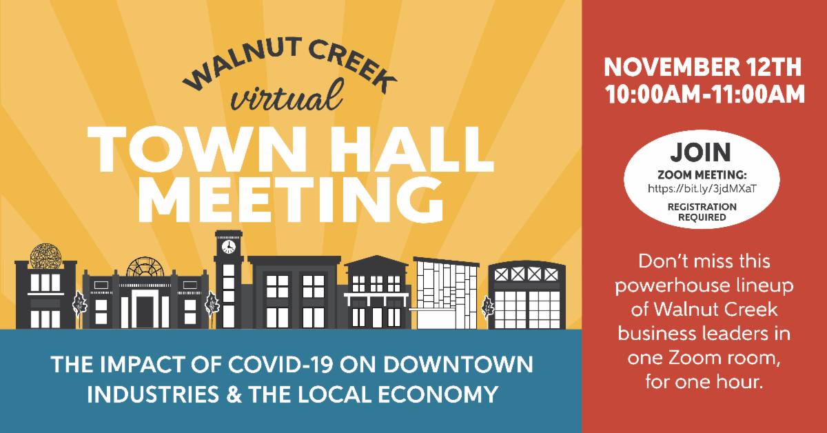 Walnut Creek Town Hall Meeting