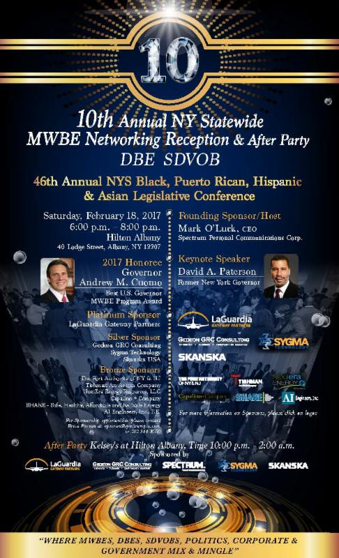 MWBE Newsletter, 2017 Winter Edition, Desk of NYS