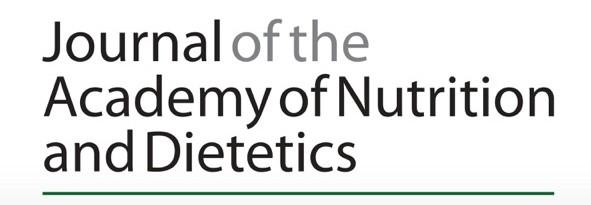 journal of the academy of nutrition and dietetics