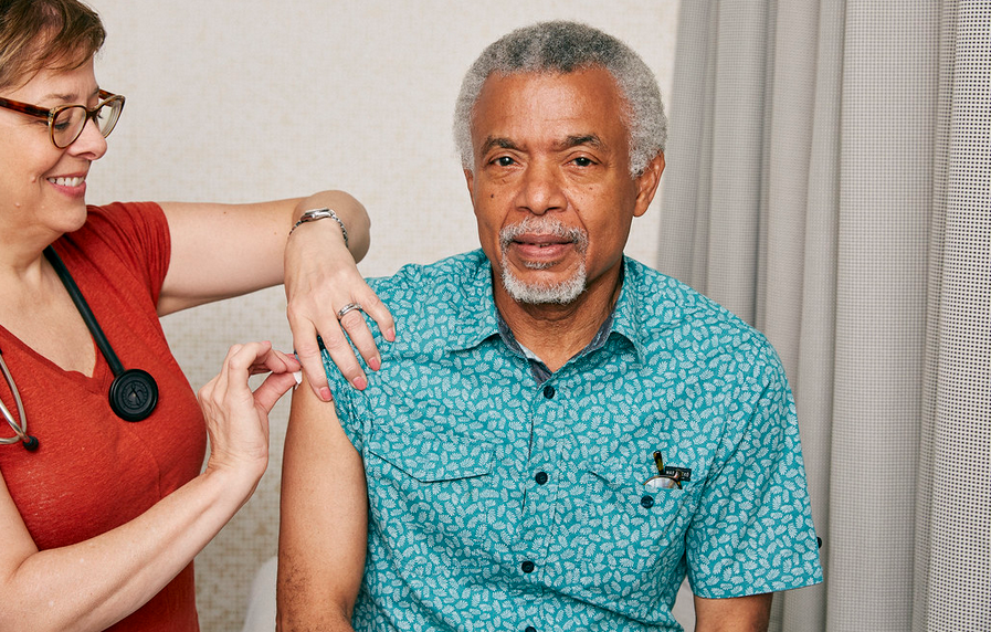 vaccination in older adults