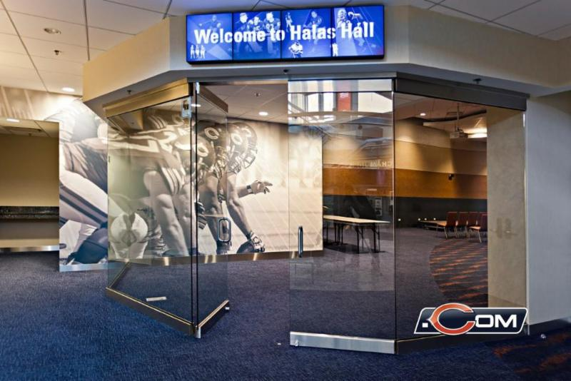 Perfect gift for a Bears fan - a visit to Halas Hall!