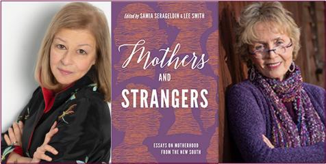 Motherhood and Writers graphic