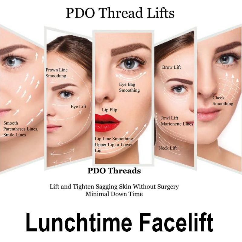 PDO Lunchtime Facelift Holiday Special