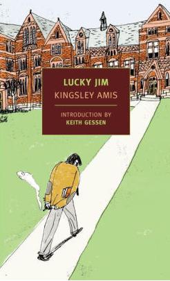 Lucky Jim book cover