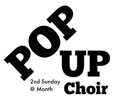 Pop-Up Choir image