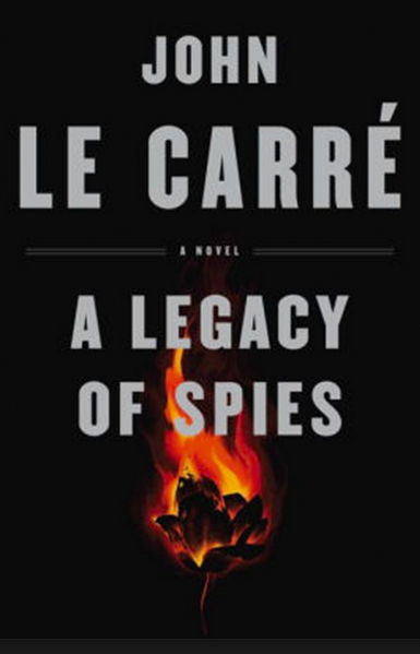 Legacy of Spies book cover