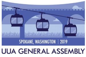 UUA General Assemble - Spokane 2019 image