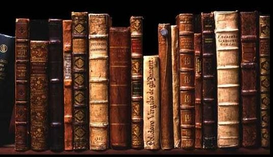 old books image