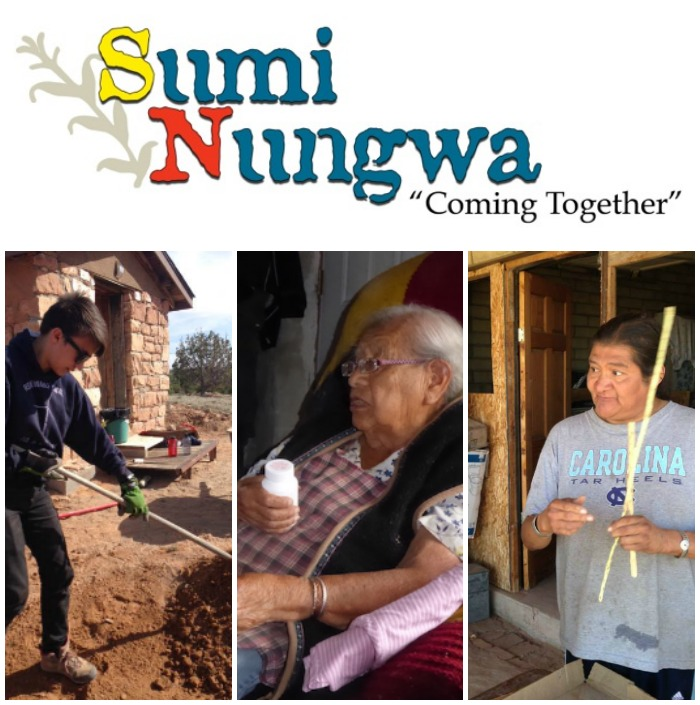 Sumi Nungwa - logo & image collage