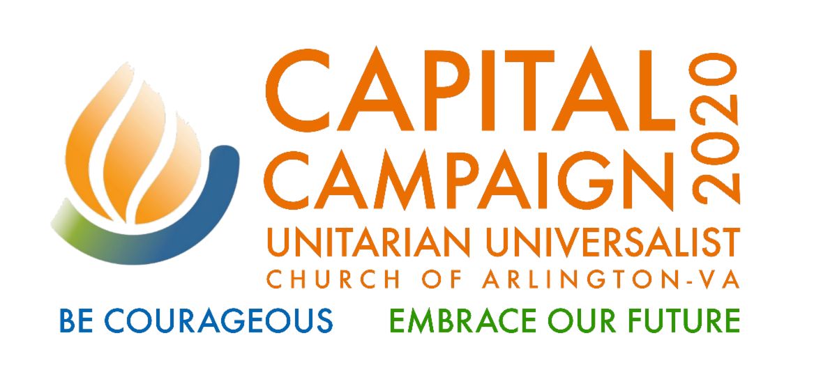 Capital Campaign 2020 - BE COURAGEOUS | EMBRACE OUR FUTURE