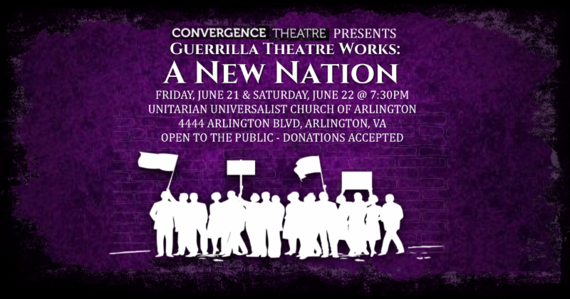 Convergence Theatre presents - A New Nation