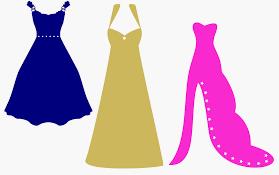 prom dresses graphic