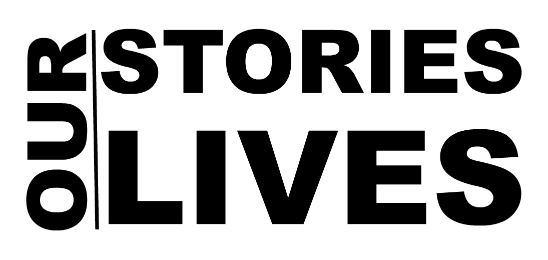 Our Stories, Our Lives logo