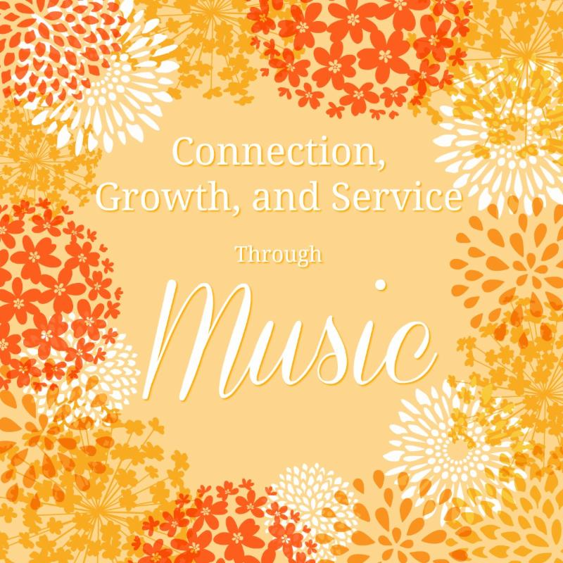 Connection, Growth & service image