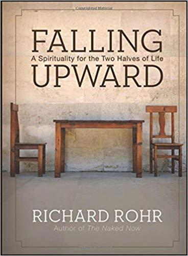 Falling Upward book cover
