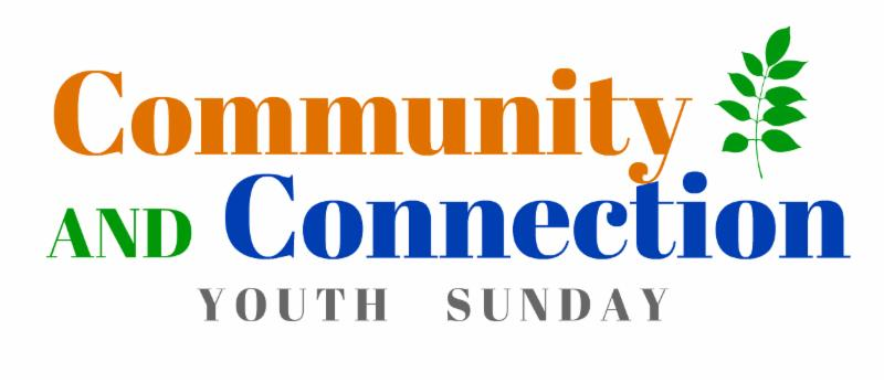 Community and Connection - YOUTH SUNDAY image