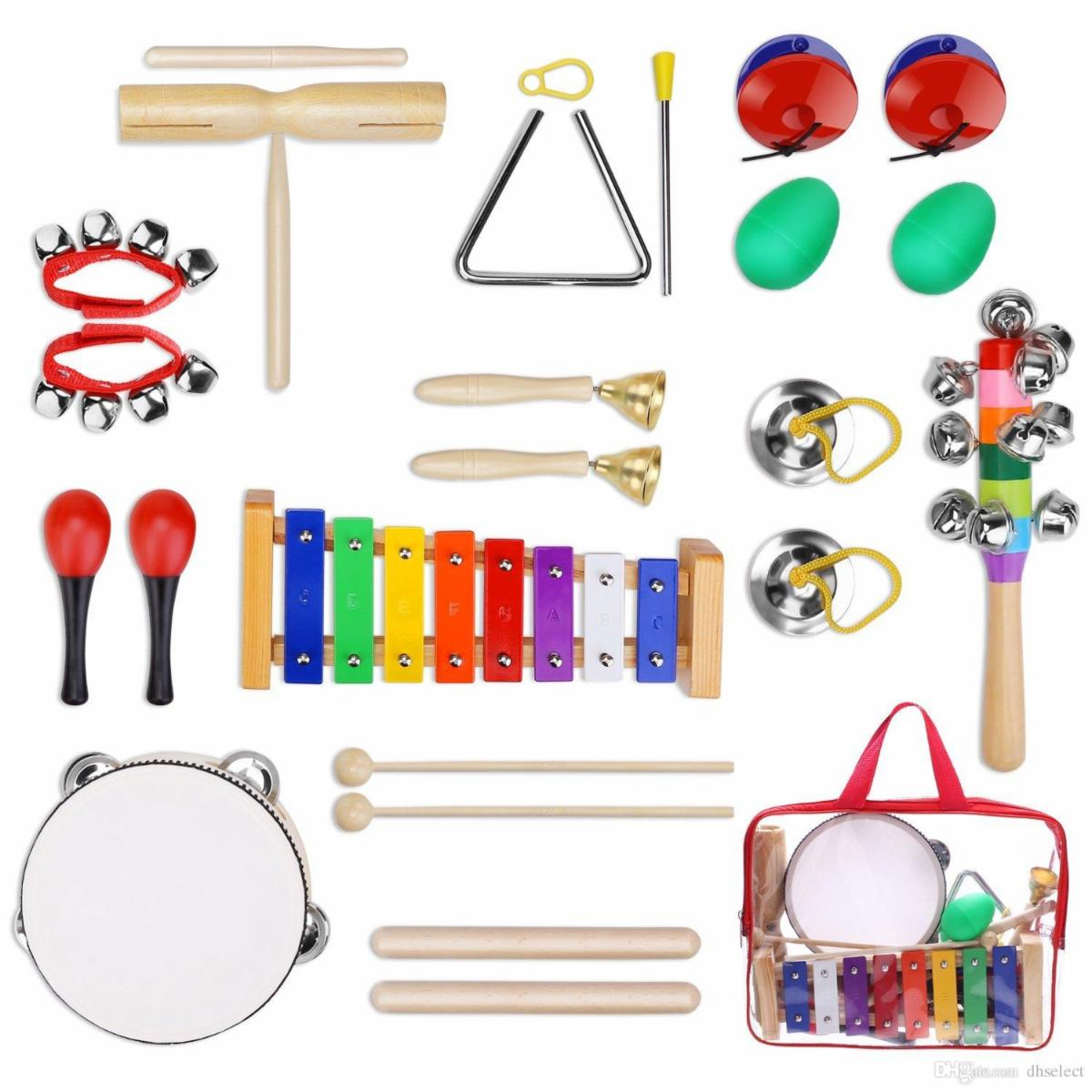 handheld Orf musical instruments