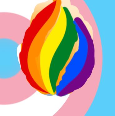 LGBTQI colors/chalice