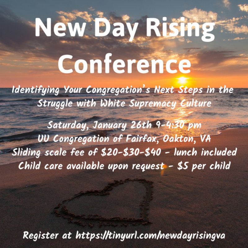 New Day Rising Conference