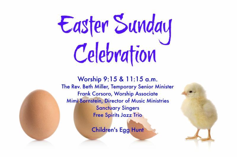 Easter Celebration poster image