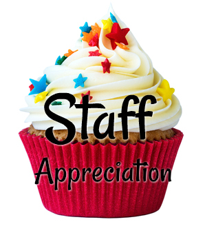 Cupcake image / Staff appreciation