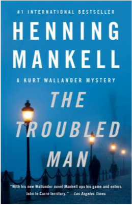 The Troubled Man book cover