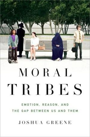 Moral Tribes book cover
