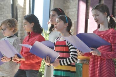 kids choir photo