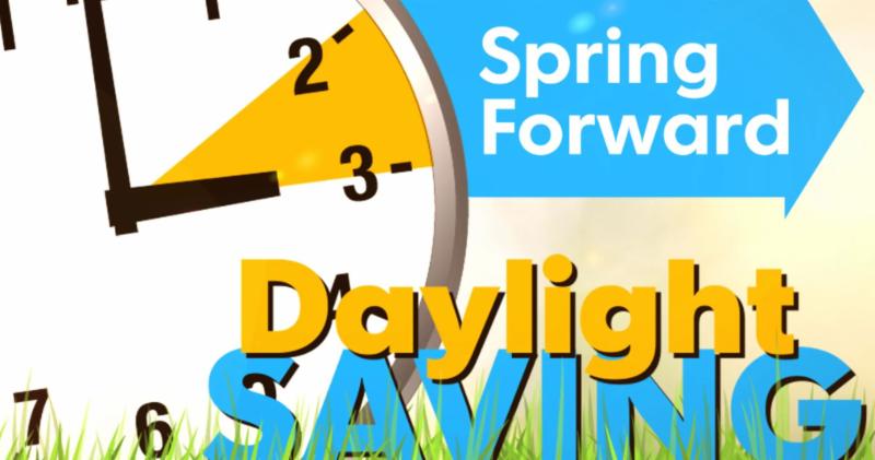 Spring Forward - Daylight Saving Time image