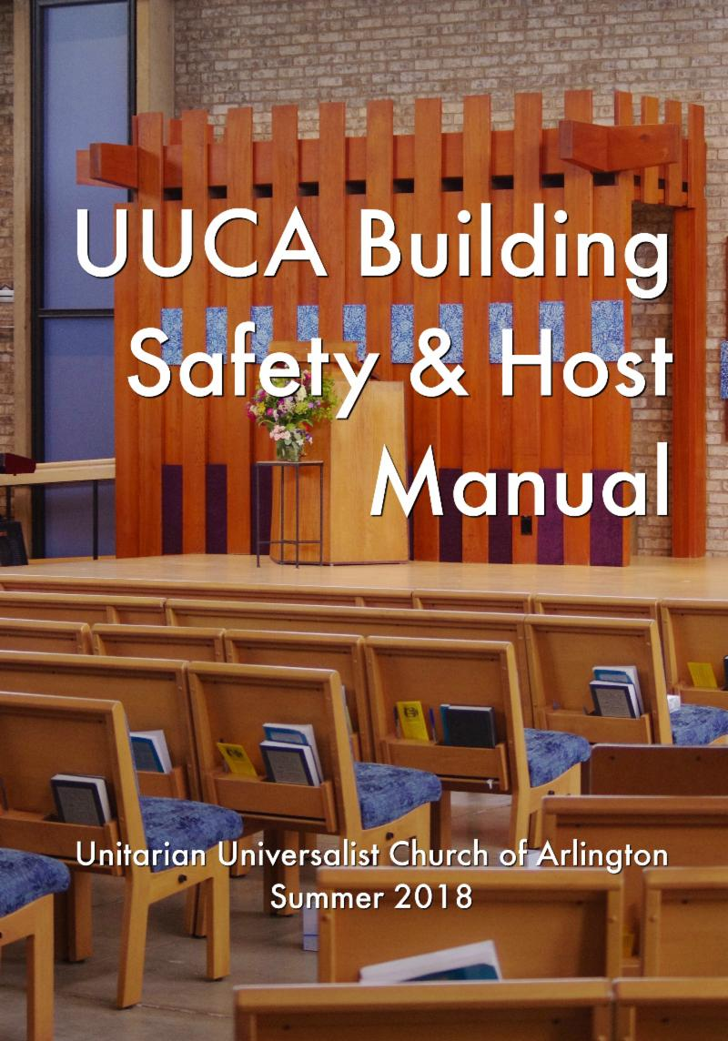 Building Safety manual cover image