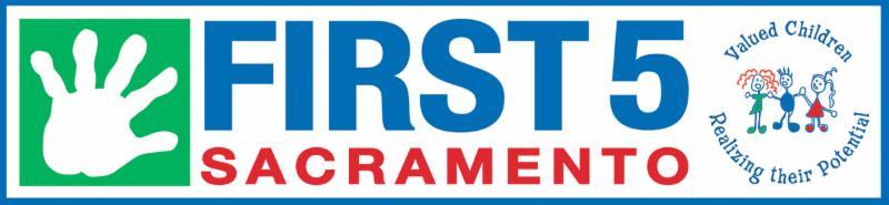 First 5 Sacramento Logo