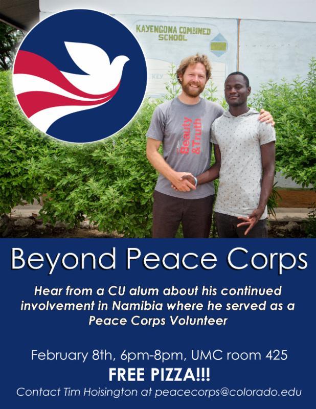 PeaceCorps Info