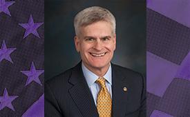 Photo of US Sen. Bill Cassidy
