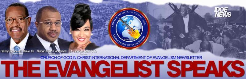 International Department of Evangelism - Newsletter 2018