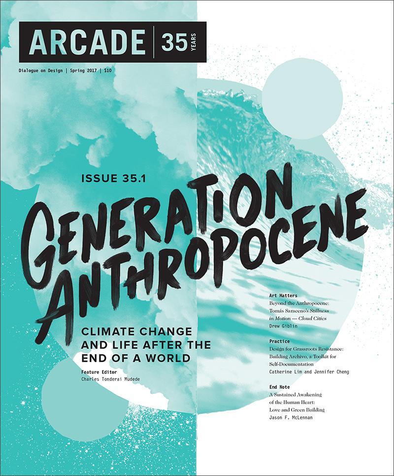 ARCADE 35.1 Cover
