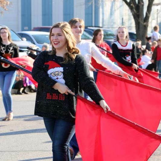 Carl Junction Christmas Parade