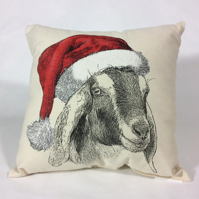 Eric & Christopher holiday pillows