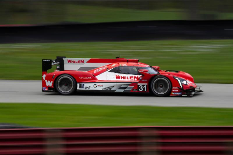 Cadillac to Start on Second Row at Mid-Ohio