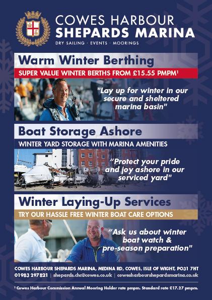 Warm Winter Berthing
