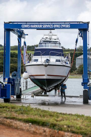 Lift, wash and re-launch