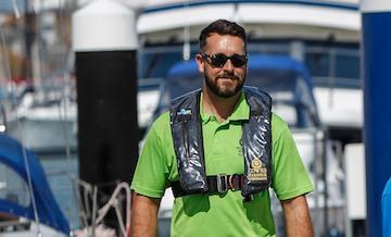 Simon Banks - Marina Team Leader