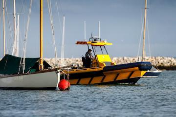 HM1 - Moorings in Cowes Harbour