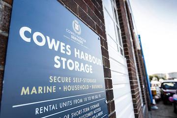 Self-Storage at Cowes Harbour Storage