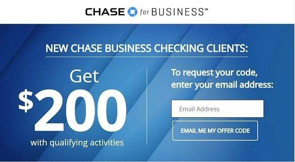 Chase Banking Bonus