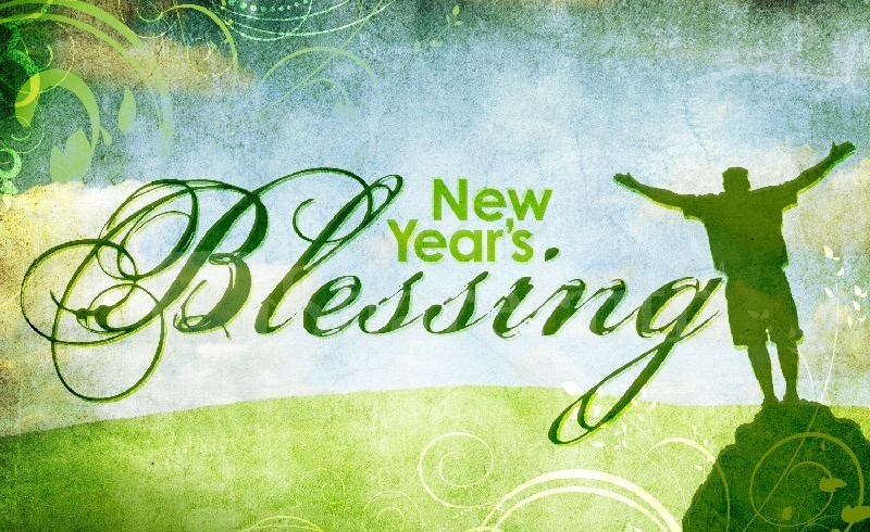 A New Year\'s Blessing Prayer