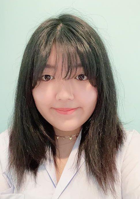 Image of PBOG Intern Rebecca Zhang